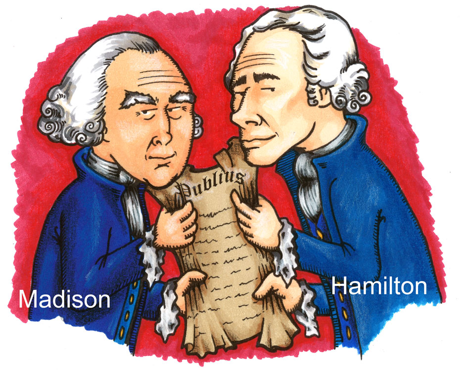 image from The Federalist Papers | NLP Analysis (Part 1)